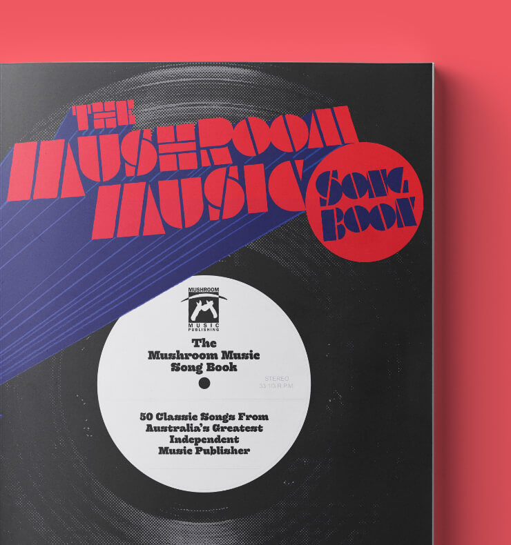 Mushroom Music Song Book